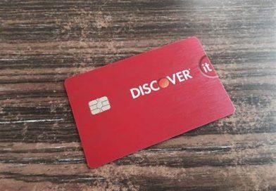 SSN拿到后的第一张信用卡-discover it!信用卡