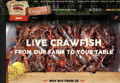 美国购买鲜活小龙虾还有免费优惠券